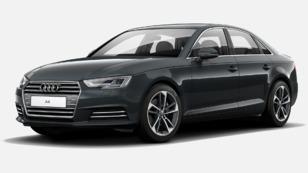 Audi A4 2.0 TDI S line edition 110 kW (150 CV)  de ocasion en Madrid