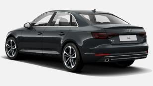 Foto 1 de Audi A4 2.0 TDI S line edition 110 kW (150 CV)