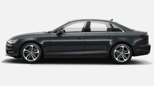 Foto 2 de Audi A4 2.0 TDI S line edition 110 kW (150 CV)