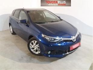 Foto 1 de Toyota Auris 90D Feel! 66 kW (90 CV)