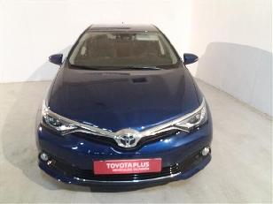 Foto 2 de Toyota Auris 90D Feel! 66 kW (90 CV)