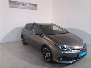 Foto 3 de Toyota Auris 140H Hybrid Hybrid Feel! 100 kW (136 CV)