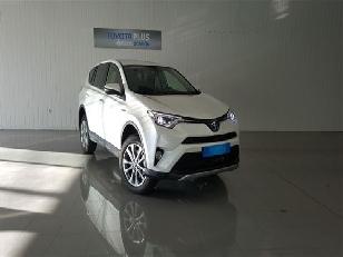 Foto 1 de Toyota Rav4 2.5l hybrid 4WD Advance 145 kW (197 CV)