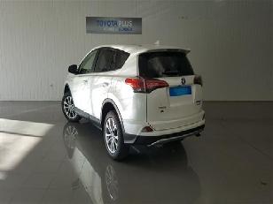 Foto 2 de Toyota Rav4 2.5l hybrid 4WD Advance 145 kW (197 CV)