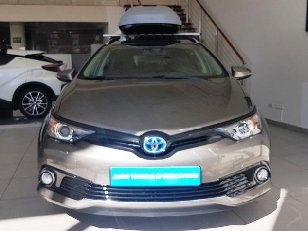 Foto 4 de Toyota Auris 140H Hybrid Touring Sports Feel! Edition 100 kW (136 CV)