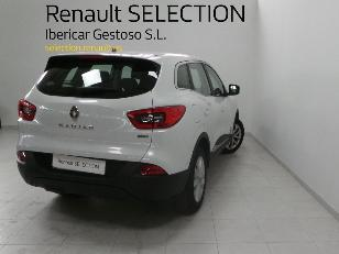 Foto 2 de Renault Kadjar dCi 110i Intens Energy ECO2 81 kW (110 CV)