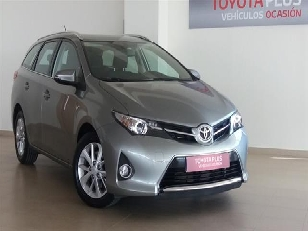 Foto 1 de Toyota Auris 2.0 120D Touring Sports Active 91 kW (124 CV)