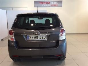 Foto 2 de Toyota Verso 130 Advance 7 Plazas 97 kW (132 CV)
