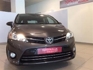 Foto 4 de Toyota Verso 130 Advance 7 Plazas 97 kW (132 CV)
