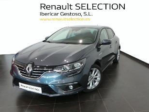Renault Megane dCi 110 Energy Zen 81 kW (110 CV)  de ocasion en Lugo