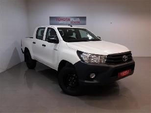 Toyota Hilux 2.4 D-4D Doble Cabina GX 110 kW (150 CV)  de ocasion en Cáceres