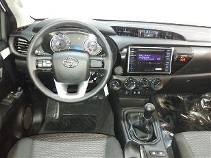 Foto 4 de Toyota Hilux 2.4 D-4D Doble Cabina GX 110 kW (150 CV)