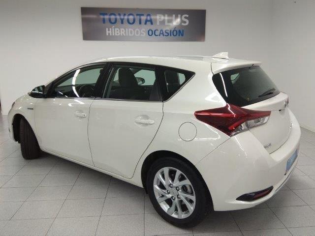 foto 5 del Toyota Auris 140H Hybrid Active 100 kW (136 CV)