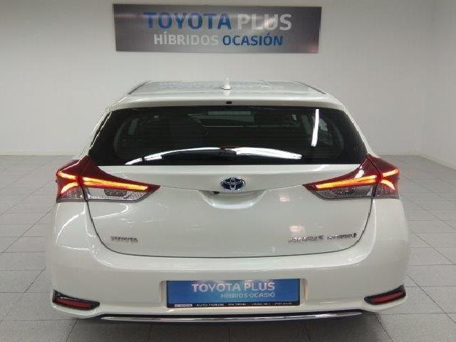 foto 6 del Toyota Auris 140H Hybrid Active 100 kW (136 CV)