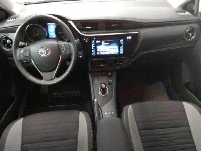 foto 11 del Toyota Auris 140H Hybrid Active 100 kW (136 CV)