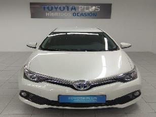 Foto 2 de Toyota Auris 140H Hybrid Active 100 kW (136 CV)