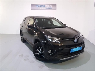 Foto 1 de Toyota Rav4 2.5l hybrid 2WD Feel! 145 kW (197 CV)