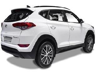 Hyundai Tucson 1.7 CRDi BlueDrive Tecno Sky 4x2 84kW (115CV)  de ocasion en Madrid