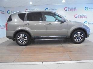 Foto 4 de Ssangyong Rexton 200 e-Xdi Limited 4x4 114kW (155CV)