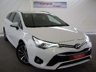 Foto 1 Toyota Avensis 150D Touring Sports Advance  105 kW (143 CV)
