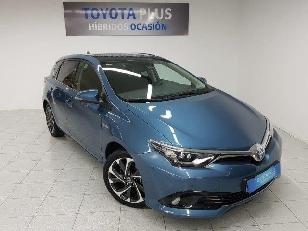 Foto 1 de Toyota Auris 1.8 140H Hybrid Feel! 100kW (136CV)