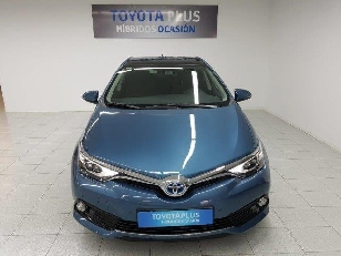 Foto 2 de Toyota Auris 1.8 140H Hybrid Feel! 100kW (136CV)