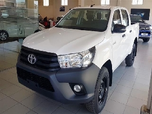 Foto 1 de Toyota Hilux 2.4 D-4D Doble Cabina GX 110 kW (150 CV)