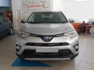 Foto 2 de Toyota Rav4 2.5l hybrid 2WD Advance Pack Drive 145 kW (197 CV)