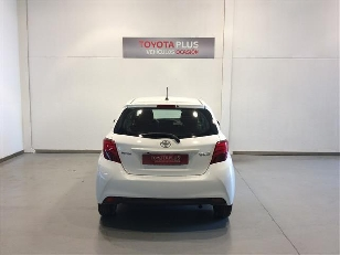Foto 4 de Toyota Yaris 1.0 Active 51 kW (69 CV)