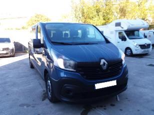 Renault Trafic Passenger dCi 125 Energy 9 Plazas 92 kW (125 CV)