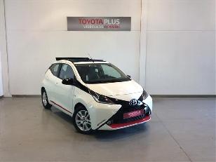 Toyota Aygo 1.0 VVT-i x-sky 51 kW (69 CV)  de ocasion en Alicante