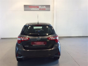 Foto 4 de Toyota Yaris 1.5 Active 82 kW (111 CV)