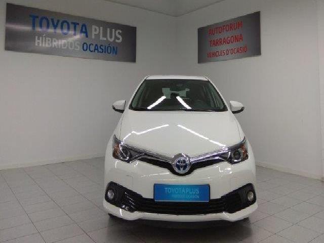 foto 3 del Toyota Auris 140H Hybrid Active 100 kW (136 CV)