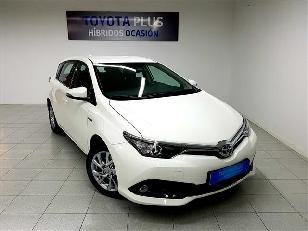 Foto 1 de Toyota Auris 140H Hybrid Active 100 kW (136 CV)