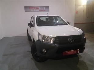 Toyota Hilux 2.4 D-4D Doble Cabina GX 110 kW (150 CV)  de ocasion en Valencia