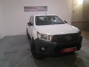 Foto 2 de Toyota Hilux 2.4 D-4D Doble Cabina GX 110 kW (150 CV)