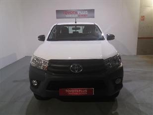 Foto 3 de Toyota Hilux 2.4 D-4D Doble Cabina GX 110 kW (150 CV)