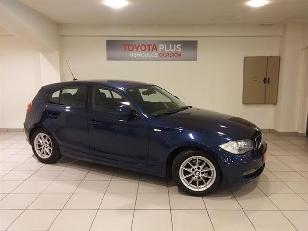 BMW Serie 1 116d 85 kW (115 CV)  de ocasion en Cantabria