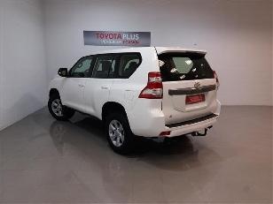 Foto 2 de Toyota Land Cruiser 2.8 D-4D GX 130 kW (177 CV)