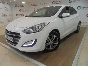 Hyundai i30 1.6 CRDI BlueDrive Go! 81kW (110CV)  de ocasion en Madrid