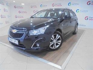 Chevrolet Cruze SW 2.0 VCDi LTZ 120kW (163CV)  de ocasion en Madrid