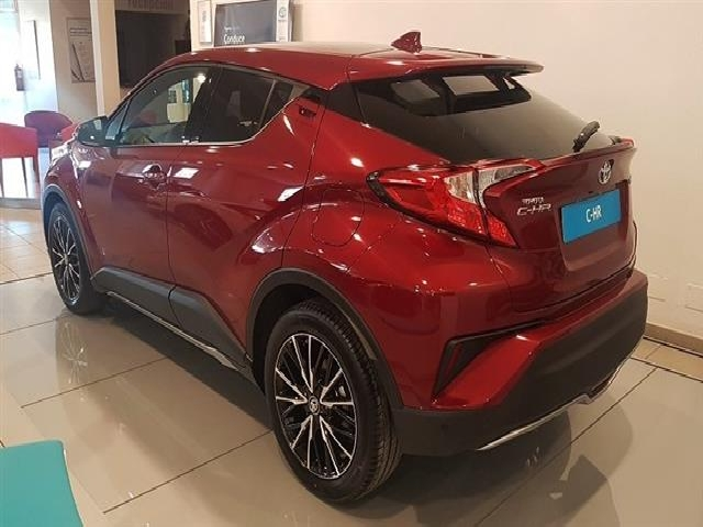 Foto 4 Toyota C-HR 1.8 125H Advance 90 kW (122 CV)