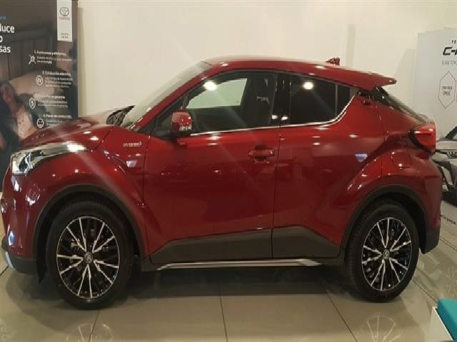 Foto 5 Toyota C-HR 1.8 125H Advance 90 kW (122 CV)