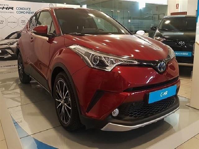 foto 2 del Toyota C-HR 1.8 125H Advance 90 kW (122 CV)