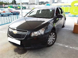 Chevrolet Cruze 1.6 LT 91kW (124CV)  de ocasion en Madrid