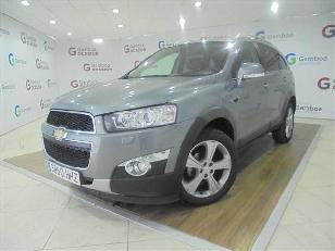 Chevrolet Captiva 2.2 VCDI 16V LTZ 7 Plazas AWD Auto 135kW (184CV)  de ocasion en Madrid