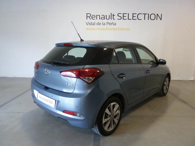 Foto 3 Hyundai i20 1.2 MPI Tecno 62 kW (84 CV)