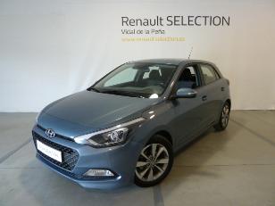 Hyundai i20 1.2 MPI Tecno 62 kW (84 CV)  de ocasion en Cantabria