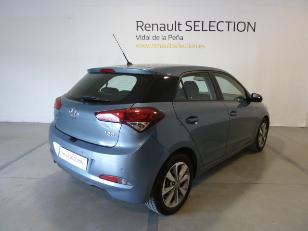 Foto 2 de Hyundai i20 1.2 MPI Tecno 62 kW (84 CV)