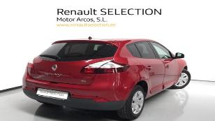 Foto 2 de Renault Megane dCi 95 Intens 70 kW (95 CV)